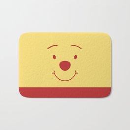 Winnie The Pooh Cute Bear Bath Mat