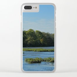 Gift of Nature Clear iPhone Case