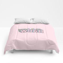 WOAH Comforters