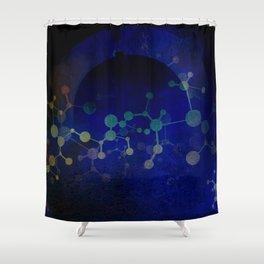 Jumpgate Shower Curtain