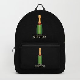 Happy New Year! (3) Backpack