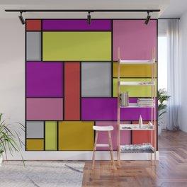 Mondrian #6 Wall Mural