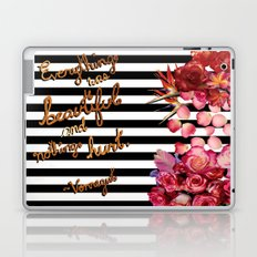 Everything Was Beautiful Laptop & iPad Skin