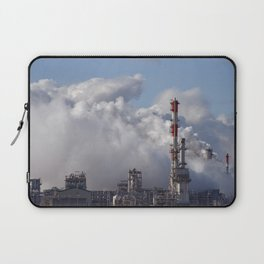 Nova Chemical Plant Laptop Sleeve