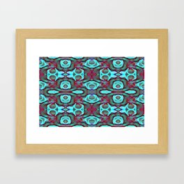 Greetings from excavation ... Framed Art Print
