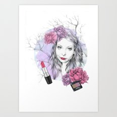 Rachel Whitehurst Art Print
