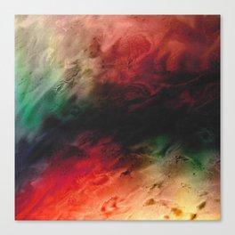 SEEING TROUGH WALLS #1 Canvas Print