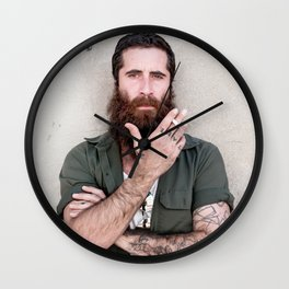 JP Harris - Country Music Master Wall Clock