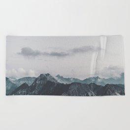 Calm - landscape photography Beach Towel