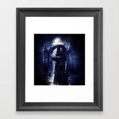 Living Dead Bride Framed Art Print