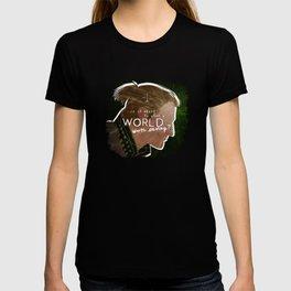 A World Worth Saving T-shirt