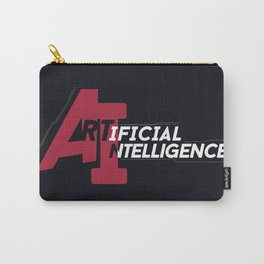 AI - Artificial Intelligence Carry-All Pouch