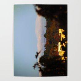 Mount Washington on Halloween (1) Poster