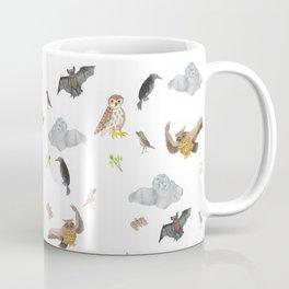 Night Creatures Coffee Mug