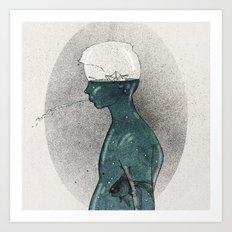 waterboy Art Print