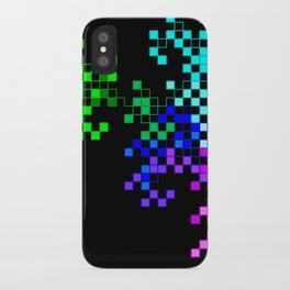 little squares iPhone Case