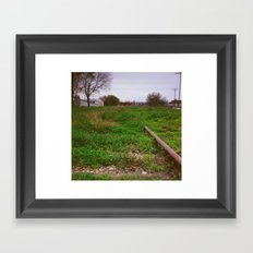 It All Comes to an End Framed Art Print