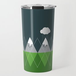 Mt. Argyle Travel Mug
