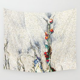 Seaside Arrangement Wall Tapestry