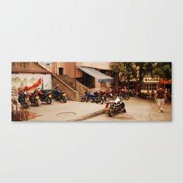 motorbikes  Canvas Print