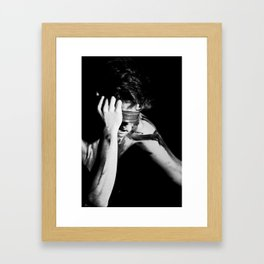 Untitled, 2011 Framed Art Print