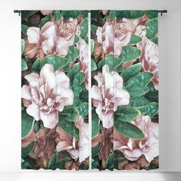 Dusky Pink Azalea Blackout Curtain