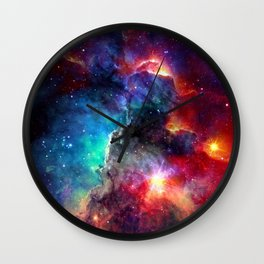 κ Saiph Wall Clock