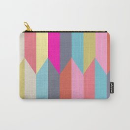 colorful confusion Carry-All Pouch