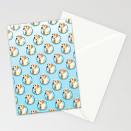Labrador Retriever Print Stationery Cards