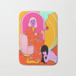 Lust bomb Bath Mat