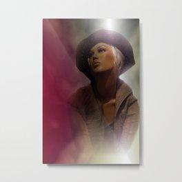showcased -18- Metal Print