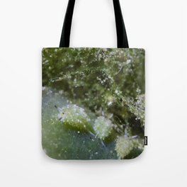 Shaun the sheep nudibranch herd Tote Bag