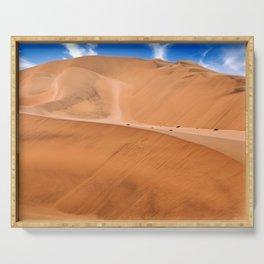 The Namib Desert, Namibia Serving Tray