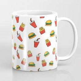 BURGER ADDICT Coffee Mug