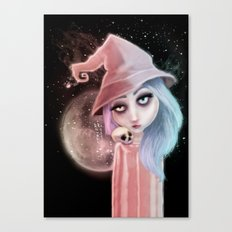Astro Charmer Canvas Print
