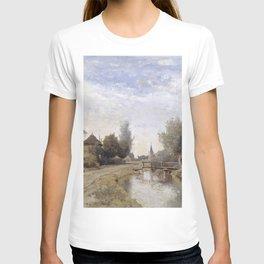 Paul Joseph Constantin Gabriël - Landschap bij Kortenhoef T-shirt