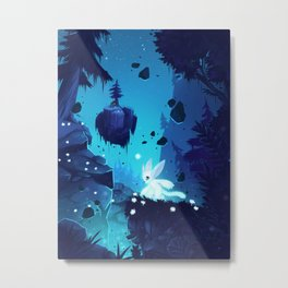 Ori - Lost without Light Metal Print