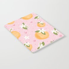Orange Blossom Special Notebook