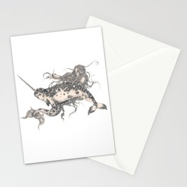 Ida & The Narwhal Stationery Cards