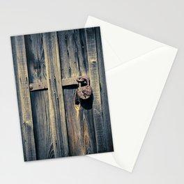 Padlock II Stationery Cards
