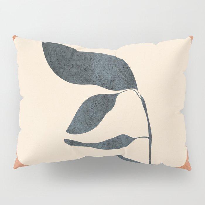 Summer Leaves Pillow Sham