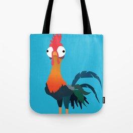 Hei Hei from Moana Tote Bag