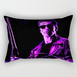 Terminator (T2) Rectangular Pillow