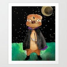 Harry Slother Art Print