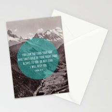 Isaiah 41:13 Stationery Cards