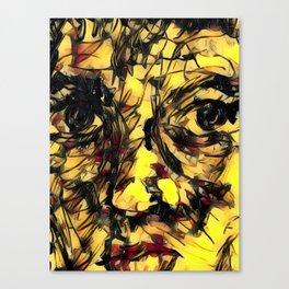 Solemn Canvas Print