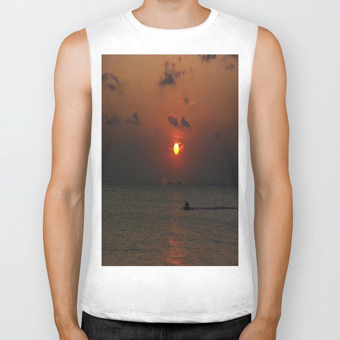 SUN Biker Tank