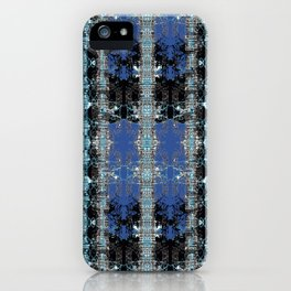 Bleached Ice iPhone Case