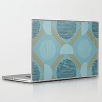 grid Laptop & iPad Skins featuring grid by Rosie Elizabeth Atkinson