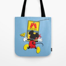 A Better Mousetrap Tote Bag